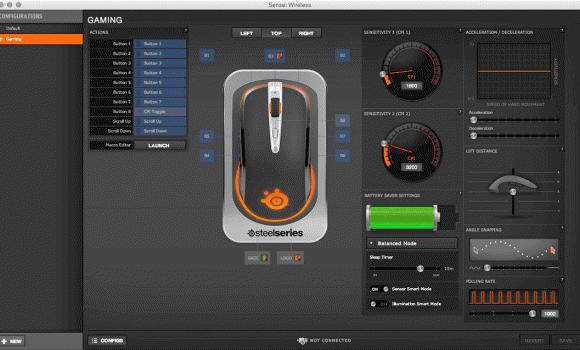 SteelSeries Engine Ekran Görüntüleri - 5