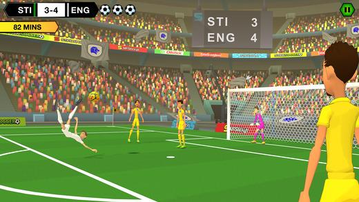 Stick Soccer 2 Ekran Görüntüleri - 5