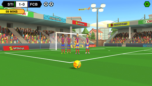 Stick Soccer 2 Ekran Görüntüleri - 4