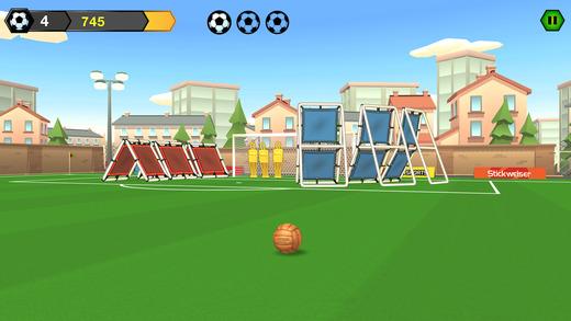 Stick Soccer 2 Ekran Görüntüleri - 1