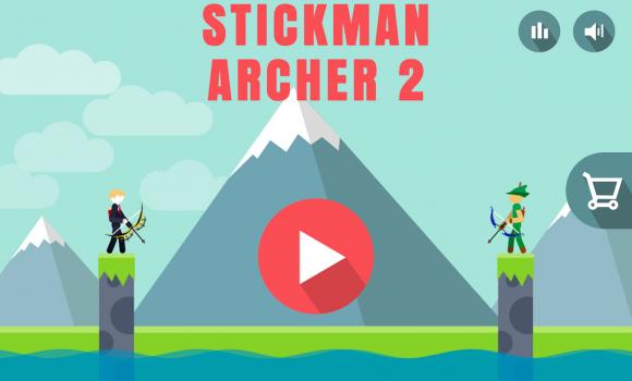 Stickman Archer 2 Ekran Görüntüleri - 1