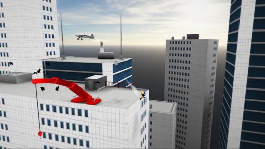 Stickman Base Jumper 2 Ekran Görüntüleri - 5