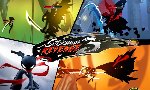 Stickman Revenge 3 Ekran Görüntüleri - 5