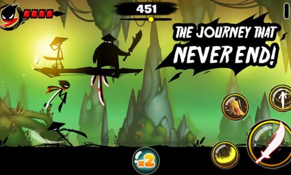 Stickman Revenge 3 Ekran Görüntüleri - 4