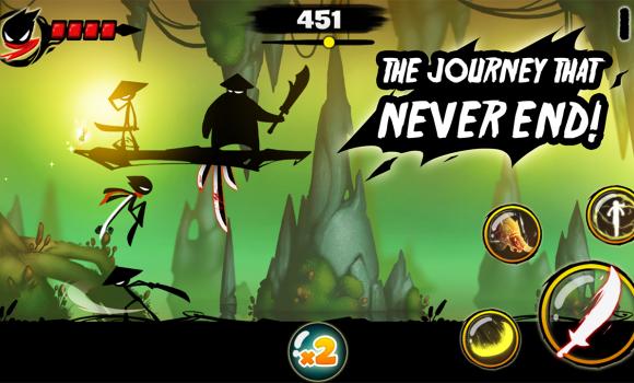 Stickman Revenge 3 Ekran Görüntüleri - 2