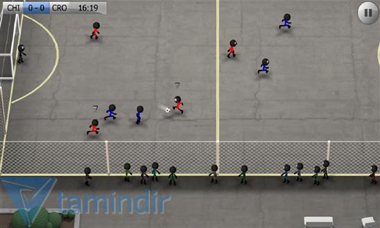 Stickman Soccer Ekran Görüntüleri - 1