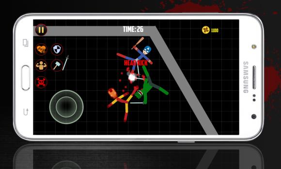 Stickman Warriors Heroes 3 Ekran Görüntüleri - 4