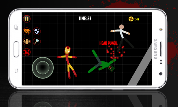 Stickman Warriors Heroes 3 Ekran Görüntüleri - 2