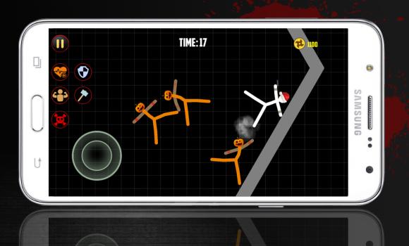 Stickman Warriors Heroes 3 Ekran Görüntüleri - 1