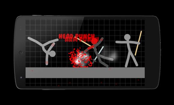 Stickman Warriors Ekran Görüntüleri - 1
