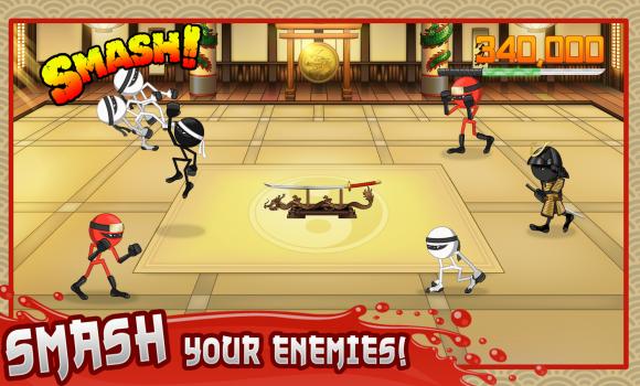 Stickninja Smash Ekran Görüntüleri - 5
