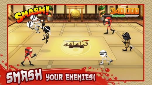 Stickninja Smash Ekran Görüntüleri - 4