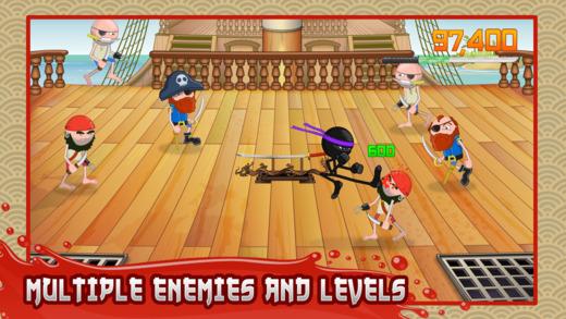 Stickninja Smash Ekran Görüntüleri - 2