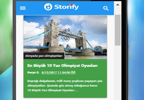 Storify Ekran Görüntüleri - 4