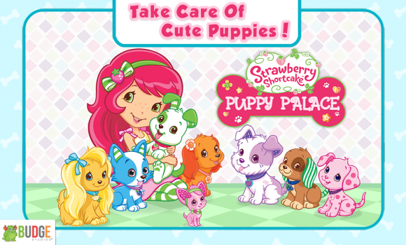 Strawberry Shortcake Puppy Palace Ekran Görüntüleri - 1