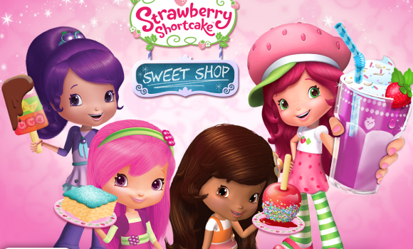 Strawberry Shortcake Sweet Shop Ekran Görüntüleri - 5