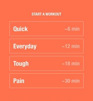 Streaks Workout Ekran Görüntüleri - 5
