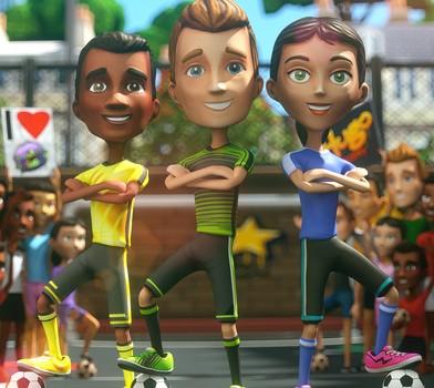 Street Soccer Ultimate Ekran Görüntüleri - 5