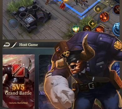 Strike of Kings Ekran Görüntüleri - 2