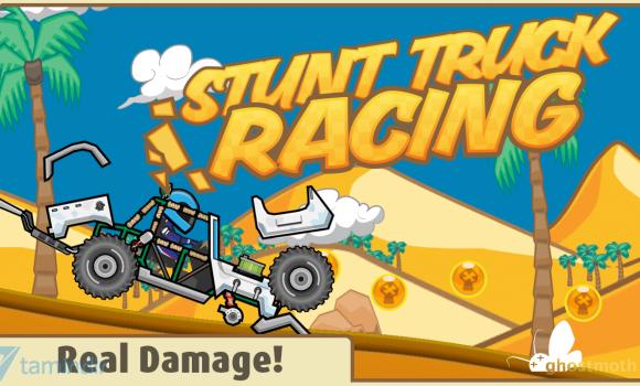 Stunt Truck Racing Ekran Görüntüleri - 3