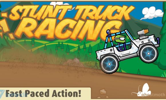 Stunt Truck Racing Ekran Görüntüleri - 2