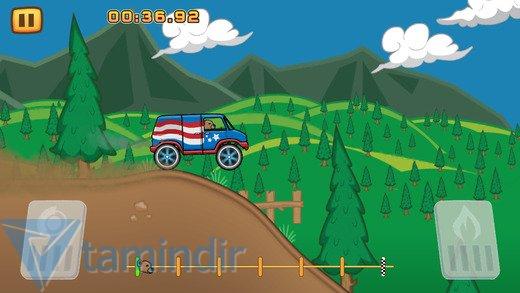 Stunt Truck Racing Ekran Görüntüleri - 1