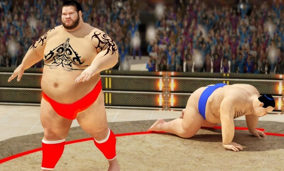 Sumo Wrestling Revolution 2017 Ekran Görüntüleri - 5