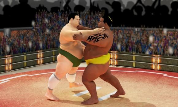 Sumo Wrestling Revolution 2017 Ekran Görüntüleri - 4