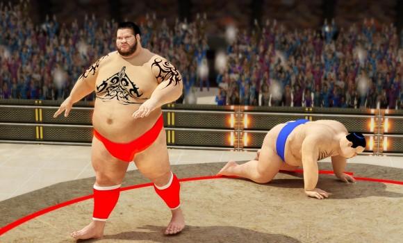 Sumo Wrestling Revolution 2017 Ekran Görüntüleri - 2