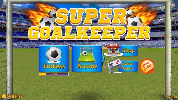 Super Goalkeeper - Soccer Game Ekran Görüntüleri - 2
