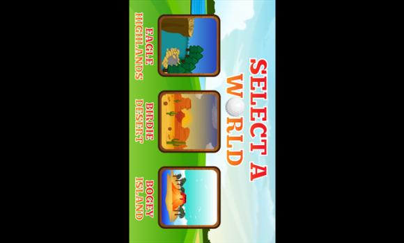 Super Golf Land Ekran Görüntüleri - 4