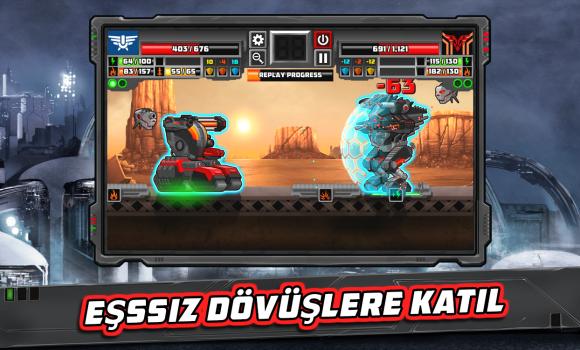 Super Mechs Ekran Görüntüleri - 5