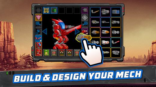Super Mechs Ekran Görüntüleri - 4
