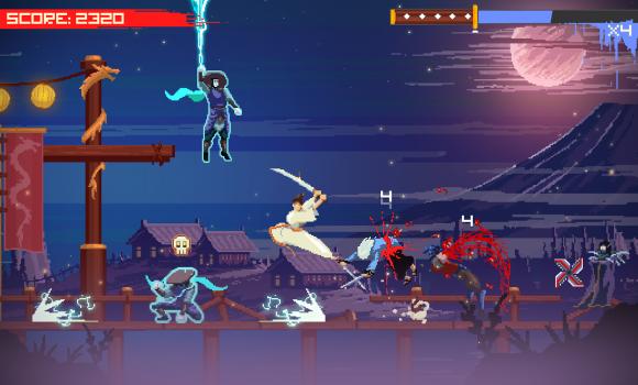 Super Samurai Rampage Ekran Görüntüleri - 1