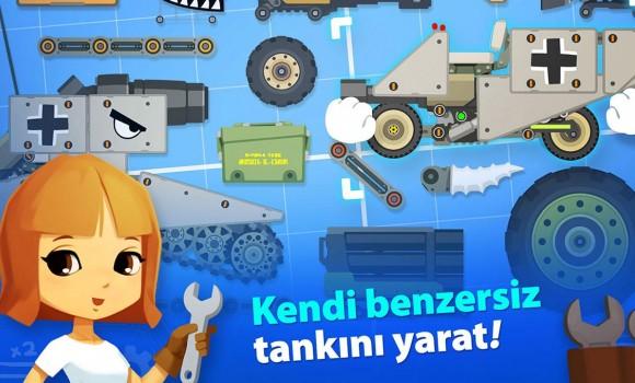 Super Tank Rumble Ekran Görüntüleri - 5