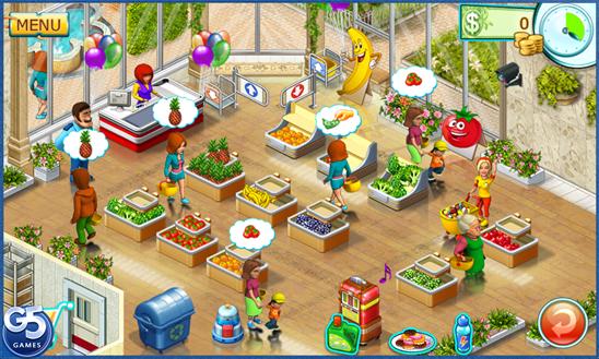 Supermarket Mania 2 Ekran Görüntüleri - 1
