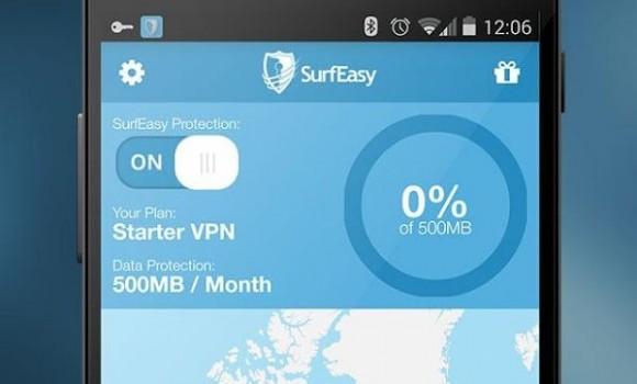 SurfEasy VPN Ekran Görüntüleri - 3