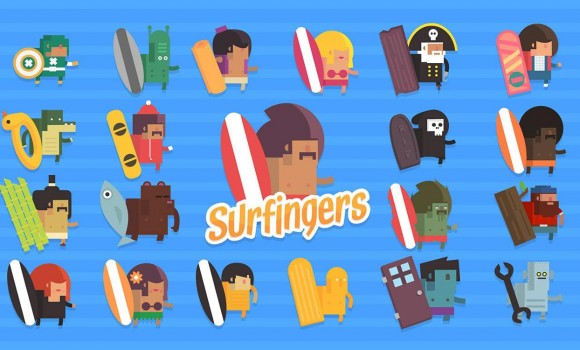 Surfingers Ekran Görüntüleri - 3