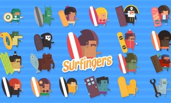 Surfingers Ekran Görüntüleri - 2