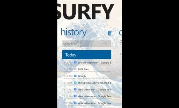 Surfy Ekran Görüntüleri - 4