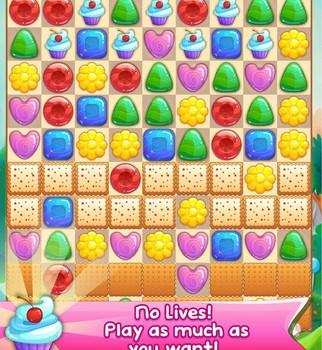 Sweet Candies 2 Ekran Görüntüleri - 5