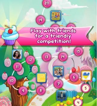 Sweet Candies 2 Ekran Görüntüleri - 3