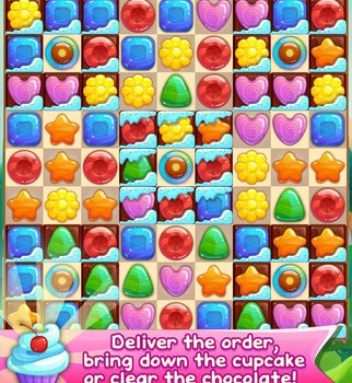 Sweet Candies 2 Ekran Görüntüleri - 2