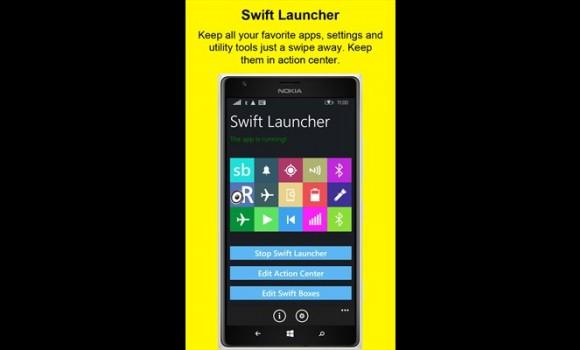 Swift Launcher 2 Ekran Görüntüleri - 5