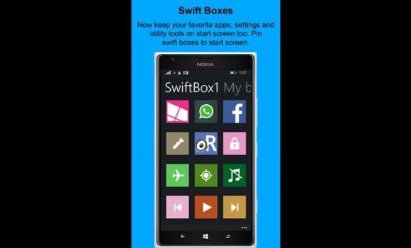Swift Launcher 2 Ekran Görüntüleri - 4