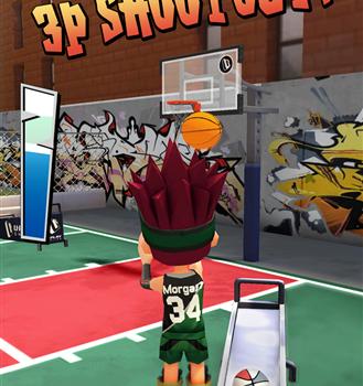 Swipe Basketball 2 Ekran Görüntüleri - 2