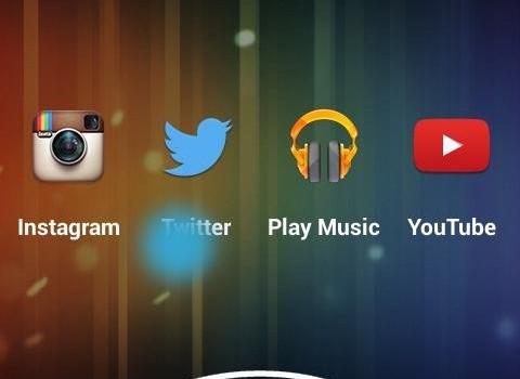 Swipe Lock Screen Launcher Ekran Görüntüleri - 3