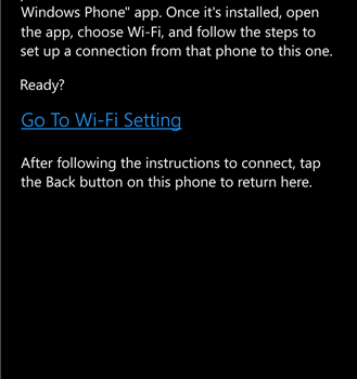 Switch to Windows Phone Ekran Görüntüleri - 5