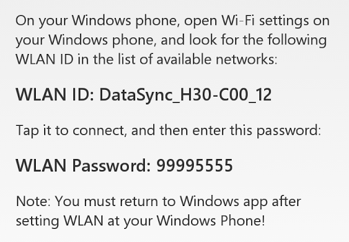 Switch to Windows Phone Ekran Görüntüleri - 2