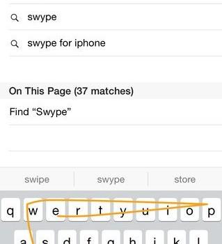 Swype Keyboard Ekran Görüntüleri - 3